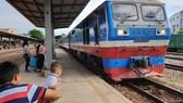 Đường sắt dừng chạy nhiều tàu sau tết