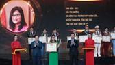 Lễ trao giải thưởng Gương mặt trẻ Việt Nam tiêu biểu 2020