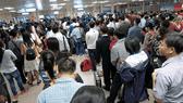 Bộ Giao thông Vận tải chỉ đạo khắc phục tình trạng ùn tắc tại sân bay Tân Sơn Nhất