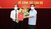 Ông Nguyễn Duy Lâm được bổ nhiệm giữ chức Thứ trưởng Bộ GTVT