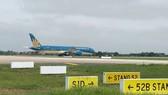 Chuyến bay đầu tiên cất cánh trên đường cất hạ cánh 1B sáng 9-9