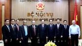 Việt Nam – Lào chia sẻ kinh nghiệm về công tác tôn giáo