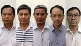 Ông Nguyễn Hữu Tín và các đồng phạm