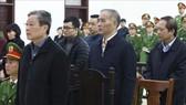Ông Nguyễn Bắc Son lĩnh án chung thân cho 2 tội danh