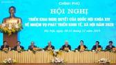 Tổng Bí thư, Chủ tịch nước Nguyễn Phú Trọng dự hội nghị trực tuyến của Chính phủ