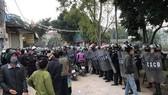Khởi tố 22 đối tượng tại xã Đồng Tâm