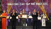 Báo Sài Gòn Giải Phóng đoạt giải xuất sắc về bảo vệ nền tảng tư tưởng của Đảng