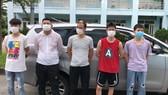 Bắt 5 người Trung Quốc nhập cảnh trái phép chuẩn bị vào TPHCM