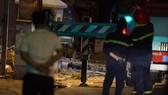 Xác định 4 người tử vong do sập giàn giáo khi đang lắp kính nhà cao tầng