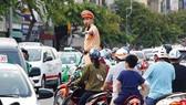 Hà Nội: Phân luồng giao thông trong 2 ngày 14 và 15-8