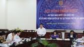 Hội đồng thẩm định Bộ Tư pháp thống nhất các nội dung dự thảo Nghị quyết về tổ chức chính quyền đô thị tại TPHCM