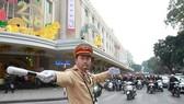 Phân luồng giao thông tại Hà Nội cho các sự kiện chính trị quan trọng