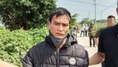 Nghi phạm Nguyễn Xuân Trung
