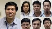 Ông Nguyễn Nhật Cảm và các đồng phạm chuẩn bị hầu tòa