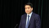 Cựu Chủ tịch UBND TP Hà Nội Nguyễn Đức Chung sắp hầu tòa