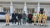 Kịp thời ngăn chặn 4 người Trung Quốc nhập cảnh trái phép vào Việt Nam