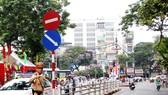 Tổ chức phân luồng giao thông phục vụ Đại hội Đảng