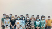 """13 thanh niên tụ tập """"bay lắc"""" trong quán hát ở Hà Nội"""