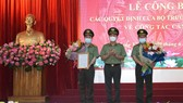 Giám đốc Công an tỉnh Hưng Yên nhận nhiệm vụ mới tại Bộ Công an