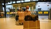 37 cán bộ, chiến sĩ Cục Cảnh sát giao thông vào miền Nam chi viện cho TPHCM