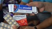 Phát hiện thuốc điều trị Covid-19 bán trôi nổi trên mạng, không rõ nguồn gốc