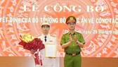 Lãnh đạo mới của Công an tỉnh Thái Bình và Hưng Yên