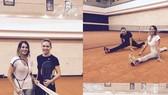 Sharapova đụng Halep ngay vòng đầu