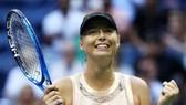 Chiến thắng xứng đáng của Sharapova