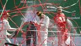 Đăng quang ở Italia, Hamilton lật ngược thế cờ