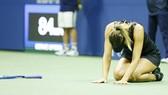 Sharapova thất vọng