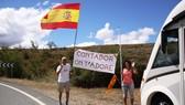 Vuelta a Espana 2017: Contador không buông bỏ hy vọng
