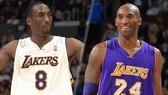 Lakers sẽ treo cả 2 áo số 8 và số 24 của Kobe Bryant