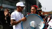 Hamilton là nguồn cảm hứng của nhiều người, nhưng chính anh cũng được truyền cảm hứng bởi Federer, Nadal