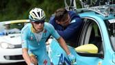 Đội đua Astana đang phải trông cậy vào cua-rơ Miguel Angel Lopez