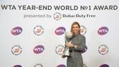 """Simona Halep đang là """"Nữ hoàng của WTA"""""""