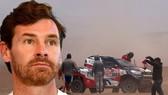 HLV Villas-Boas tham gia Dakar Rally 2018