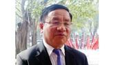 Bí thư Tỉnh ủy tỉnh Hà Tĩnh Lê Đình Sơn