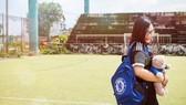 Phạm Yến Nhi - Fan cuồng U23 Việt Nam và Chelsea