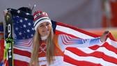 """""""Nữ hoàng băng tuyết"""" Lindsey Vonn"""