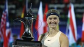 Elina Svitolina đăng quang Dubai Championships 2018