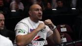Tyson Fury hào hứng xem 1 trận quyền Anh gần đây trên đất Anh