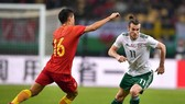 Gareth Bale lập hattrick, xứ Wales hạ nhục Trung Quốc 6-0