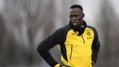 Nếu muốn theo bóng đá đỉnh cao, Usain Bolt sẽ còn phải cố gắng rất nhiều