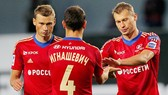 Bộ ba 108 tuổi của CSKA