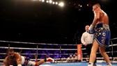 David Haye lại thua sấp mặt trước Tony Bellew