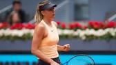 Maria Sharapova đã tìm lại được thói quen chiến thắng