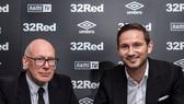 Frank Lampard trở thành HLV trưởng Derby County