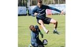 Claudio Marchisio: Ấn tượng với giải RFPL ngay lần đầu tiên ra sân