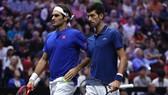 """Federer và Djokovic - cặp đôi """"thảm họa"""""""