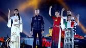 Buổi ra mắt hoành tráng của Đua xe F1 ở Hà Nội